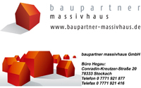 Baupartner-Massivhaus